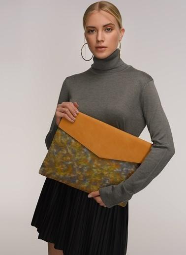 Freyja Concept Laptop /Evrak Çantası Sarı